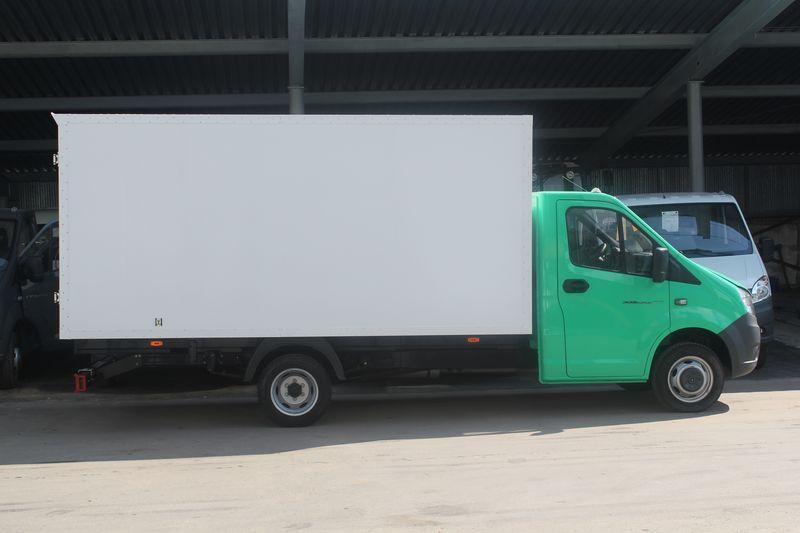 Удлиненный Изотермический фургон Газель Некст